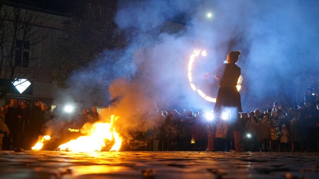 Мукачево отпраздновало День святого Мартина