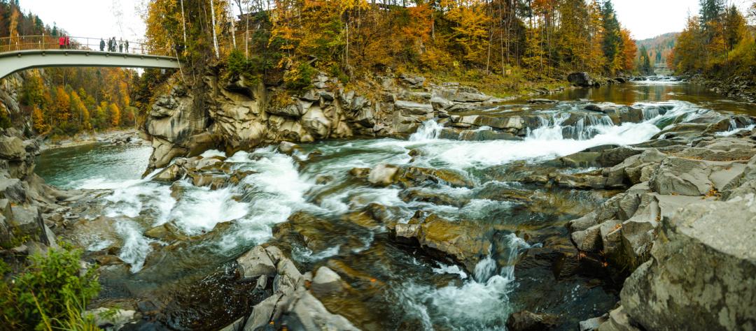 Ивано-Франковская назвала топ-10 туристических локаций ноября