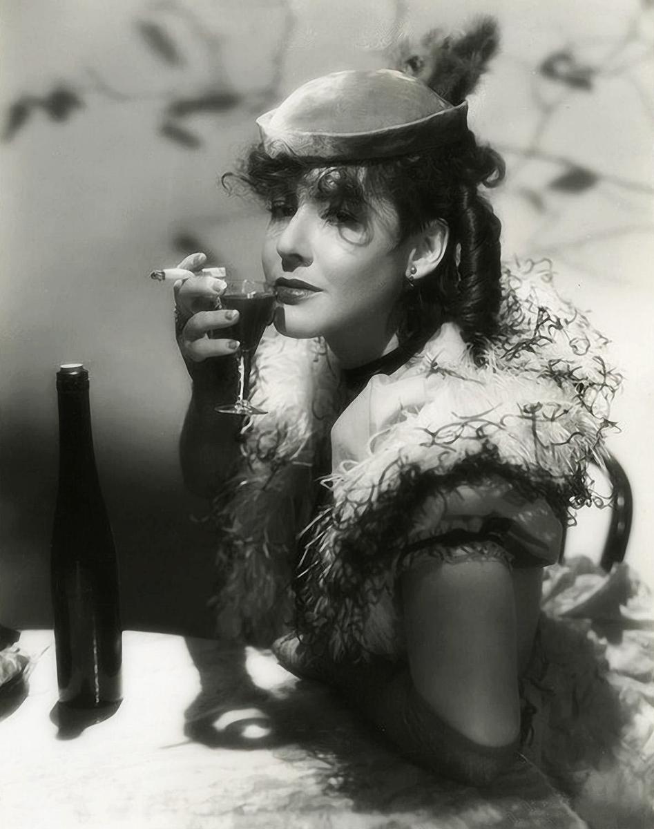 Нана в фильме «Нана», США, 1934 г. 3
