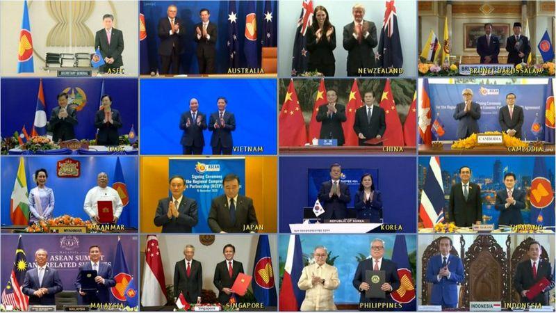 П'ятнадцять країн сформували новий торговий блок