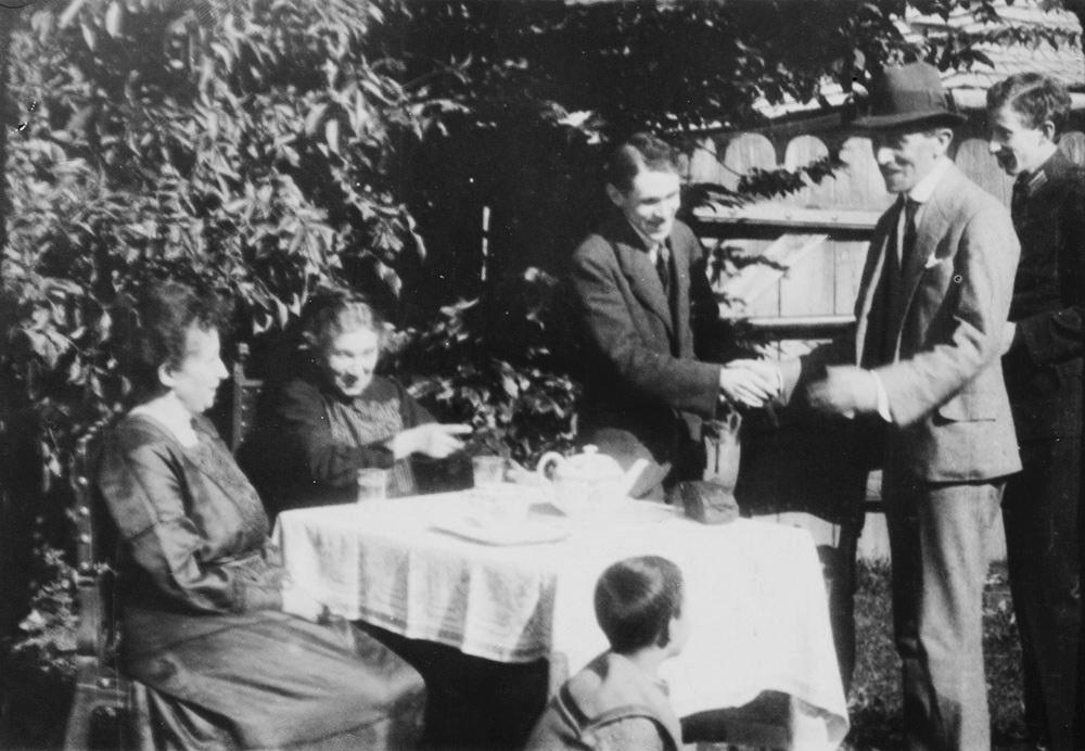 Бруно Шульц у Дрогобичі після 1920 р.