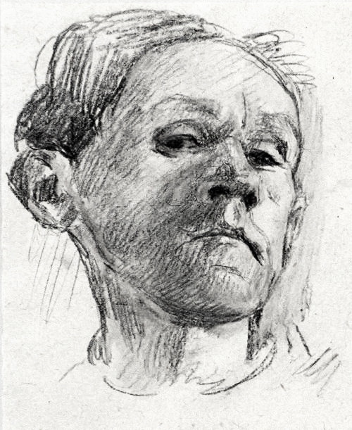 Бруно Шульц Автопортрет 1939 р. А
