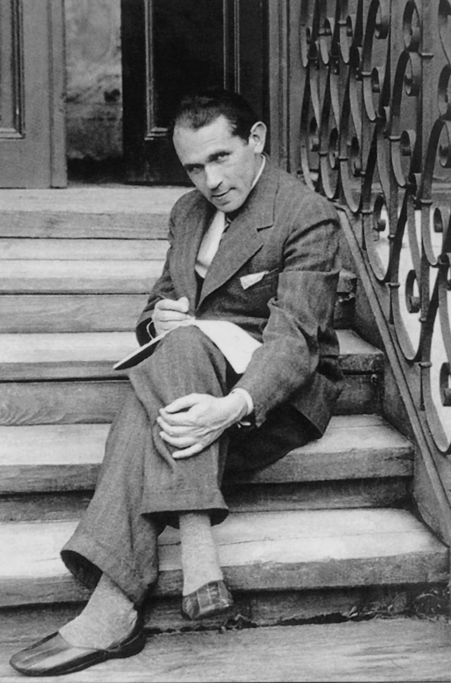 Бруно Шульц, 1933-1935 р. А