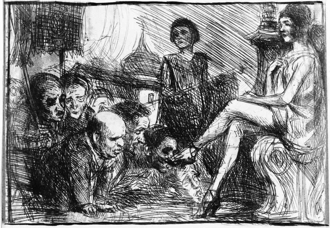Книга ідолопоклонництва, 1920-1922 рр. А