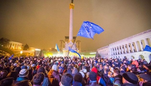 Французький філософ Анрі Леві: «Серце Європи б'ється на Майдані»