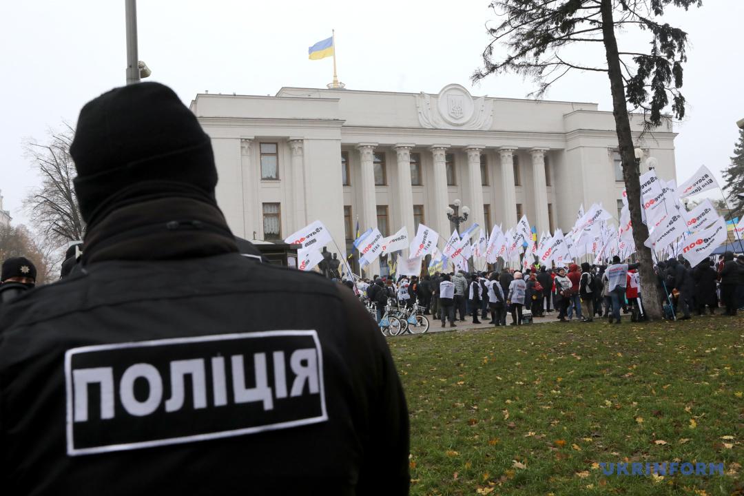 Фото: Юлія Овсяннікова