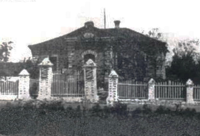 8-Олексіївська школа, де у 1887-1894 рр. вчителював Борис Грінченко