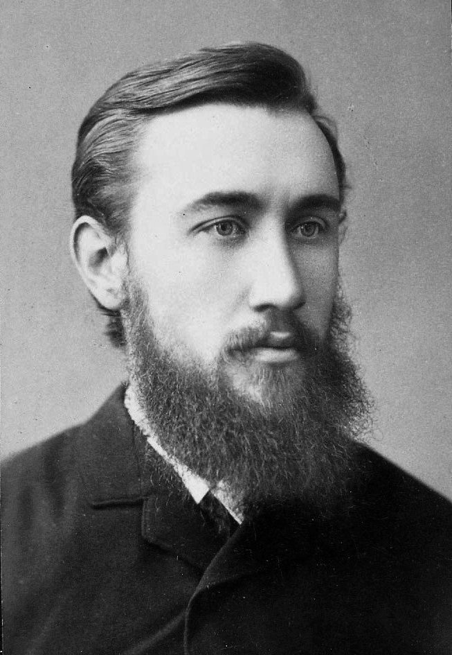 Молодий Борис Грінченко