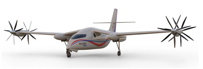 Во Франции разрабатывают два гибридные самолеты