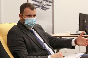Los ministros Krykliy y Petrashko presentan sus renuncias