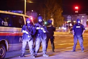 Attentats à Vienne: aucun Ukrainien parmi les victimes