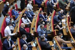 Рада должна проголосовать за сокращение количества депутатов в январе — Совгиря
