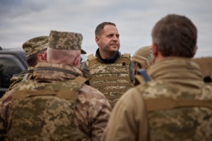 Украина готова дать отпор любым провокациям на Донбассе — Ермак