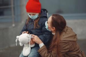 У МОЗ заявили, що відсоток хворих на COVID-19 дітей не збільшився