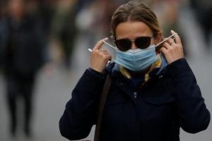 Ukraine reports 4,928 new coronavirus cases