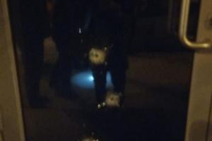 Consulado de Azerbaiyán atacado en Járkiv