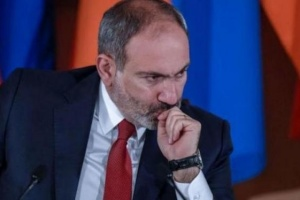 Протесты в Ереване: в правительственном здании требовали отставки Пашиняна