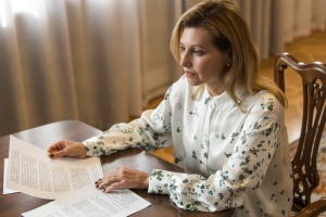 Ukraine's First Lady initiates signing of declaration to remove barriers in business