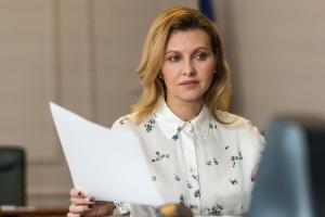 Olena Zelenska inicia una declaración entre grandes empresas sobre la eliminación de barreras en los negocios