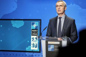 NATOは黒海地域でウクライナとジョージアとの協力を強化する=事務総長
