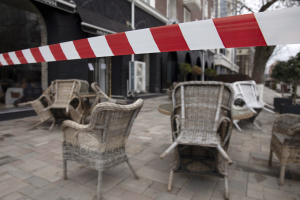 Хорватия закрывает все рестораны из-за COVID-19