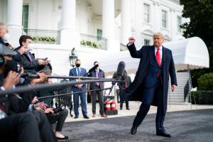 Трамп повторно оскаржує в суді перемогу Байдена у Вісконсині
