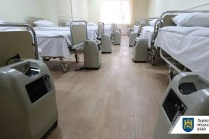 Лікарні Рівненщини мають у резерві понад 200 кисневих точок - ОДА