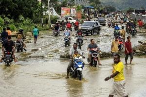 Природные катаклизмы за год нанесли странам Азии более $320 миллиардов убытков