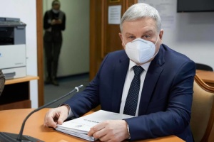 Ukrainian defense minister outlines next stage of defense reform