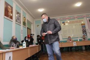 Днипровский горсовет заявил о победе Филатова на выборах