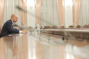 Передача Энергоатома Кабмину позволит Минэнерго вернуть Укрэнерго - Шмыгаль