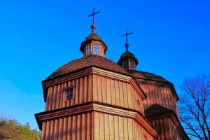 На Львівщині реставрують дерев'яну церкву ХVІІІ століття