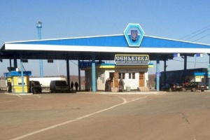 На кордоні у Чернігівській області скупчилися понад 300 фур