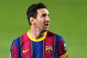 Месси не попал в заявку «Барселоны» на матч с «Динамо»