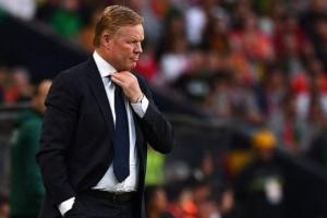Куман: Ситуация в Лиге чемпионов позволяет отдохнуть Месси и де Йонгу