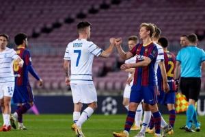 Сьогодні «Динамо» приймає «Барселону» у матчі Ліги чемпіонів УЄФА