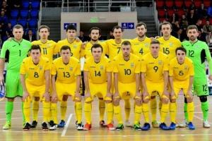 Збірна України з футзалу проведе спаринги з Молдовою