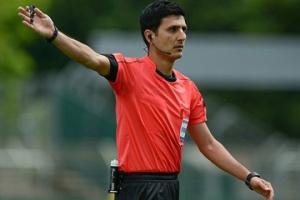 Матч Ліги Європи АЕК - «Зоря» обслужать судді з Азербайджану