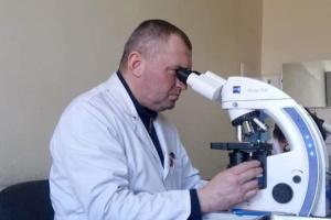 От COVID-19 умер врач и ученый Франковской областной больницы