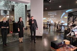 «Аудіогід для кожного» пропонує екскурсію музеєм Голодомору-геноциду 33 мовами