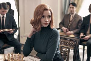 «Хід королеви» став найпопулярнішим мінісеріалом в історії Netflix