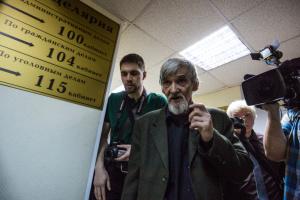 У Росії почався третій розгляд справи історика Дмитрієва