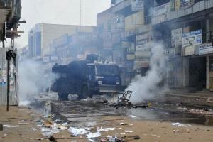 В Уганді загинули вже 45 людей після арешту опозиціонера