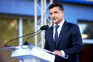 ゼレンシキー大統領、誤った資産申告の再刑罰化法案を国会に提出