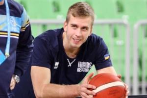 Баскетбол: центровой Герун присоединился к сборной Украины