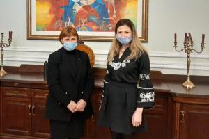 Джапарова запросила Чорногорію долучитися до Кримської платформи