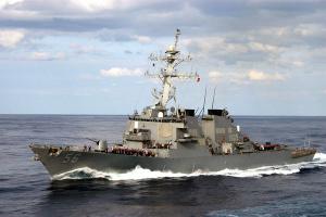 Россия пригрозила протаранить корабль США в Японском море