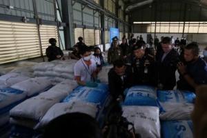 Вилучена у Таїланді «партія наркотиків на $1 мільярд» виявилася мийним засобом