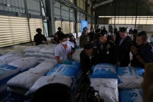 Изъятая в Таиланде «партия наркотиков на $1 миллиард» оказалась чистящим средством