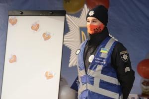 В Киеве открыли выставку против домашнего насилия